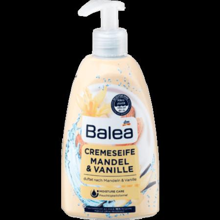 Balea Balea Crèmezeep Amandel & Vanille 500 ml