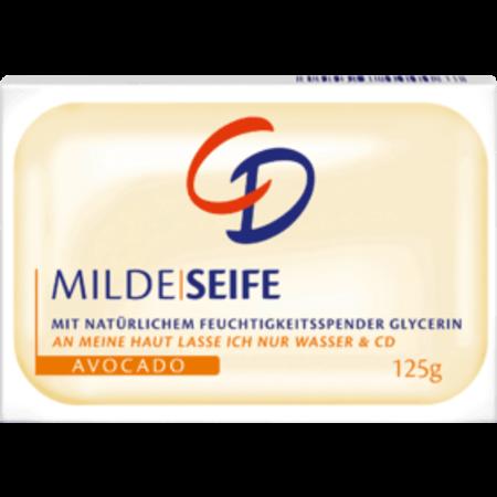CD CD Milde Vaste Zeep Avocado 125 gram