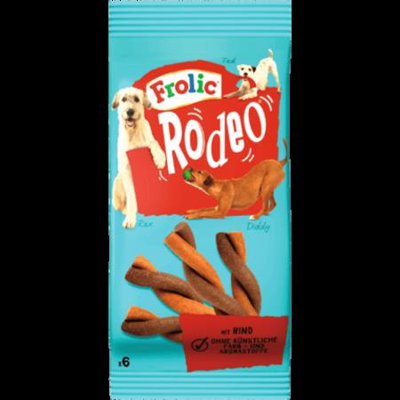 Frolic Rodeo Snack voor Volwassen Honden met Rundvlees 105 gram
