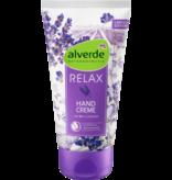 alverde alverde Relax Handcrème Biologische Lavendel 75 ml