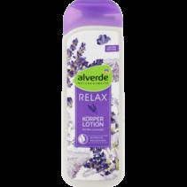 alverde Relax Bodylotion Biologische Lavendel