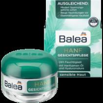 Balea Dagcrème Hennep 24-uurs Verzorging