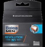 Balea MEN Balea MEN Revolution 5.1 Scheermesjes 8 stuks