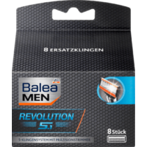 Balea MEN Revolution 5.1 Scheermesjes