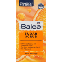 Balea Peeling Sugar Scrub Vitamine C