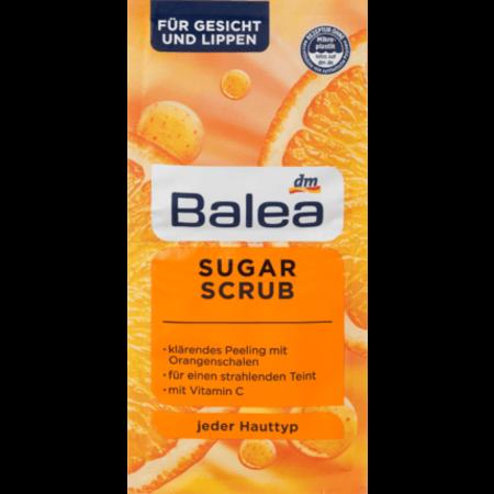 Balea Balea Peeling Sugar Scrub Vitamine C 16 ml
