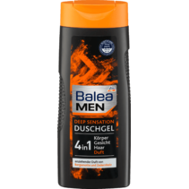 Balea MEN Douchegel 4in1 Deep Sensation