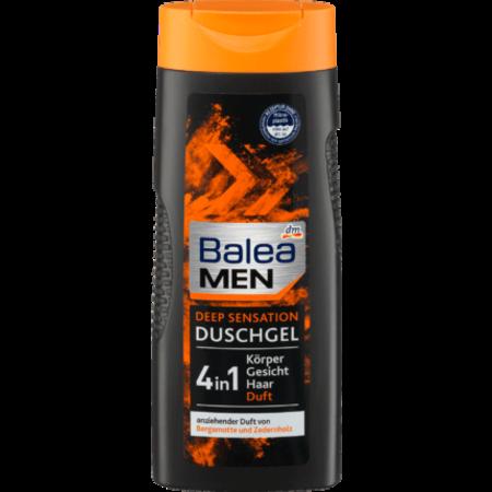 Balea MEN Balea MEN Douchegel 4in1 Deep Sensation 300 ml