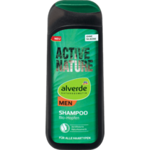 alverde MEN Shampoo Active Nature