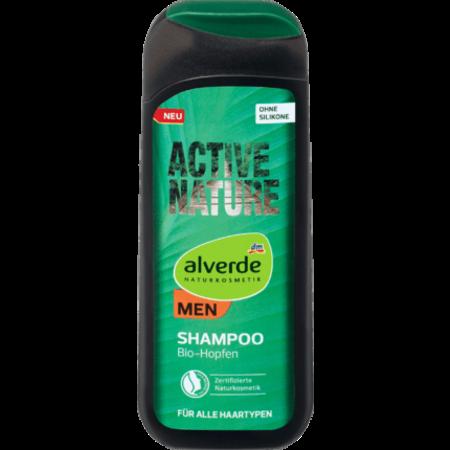 alverde MEN alverde MEN Shampoo Active Nature 200 ml