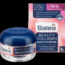 Balea Nachtcrème Beauty Collageen met Collageen Booster