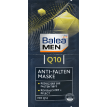 Balea MEN Q10 Antirimpelmasker