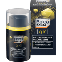 Balea MEN Q10 Regenererende Nachtcrème