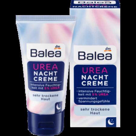 Balea Balea Nachtcrème Urea 50 ml