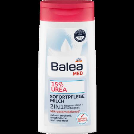 Balea MED Balea MED Bodymilk Direct Verzorgend 15% Urea 250 ml