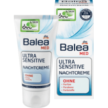 Balea Med Ultra Sensitive Nachtcrème