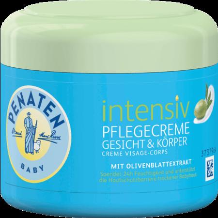 Penaten Baby Intensief Verzorgende Crème voor Gezicht en Lichaam 100 ml