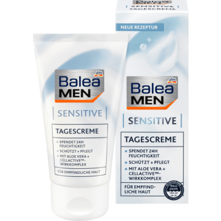 Balea MEN Balea MEN Sensitive Dagcrème 75 ml