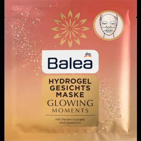 Balea Balea Hydrogel Gezichtsmasker Glowing Moments 1 stuk