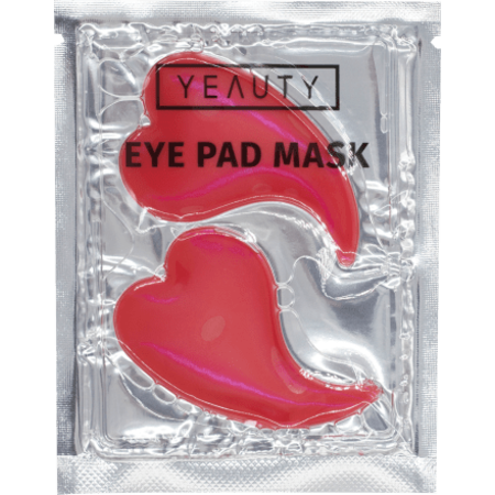Yeauty Eye Pad Mask 2 Hearts 2 stuks