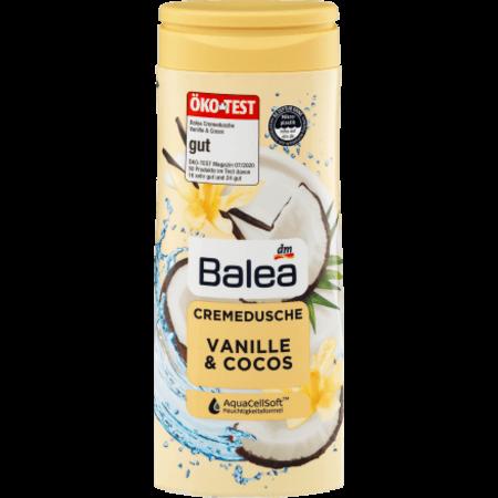 Balea Balea Douchecrème Vanille & Kokos 300 ml