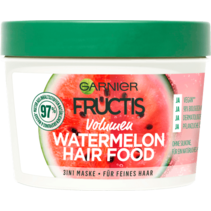 Garnier Fructis 3in1 Volume  Haarmasker Watermelon Hair Food