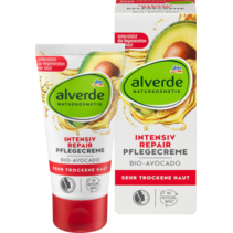 alverde Intensiv Repair Dagcrème Bio-Avocado