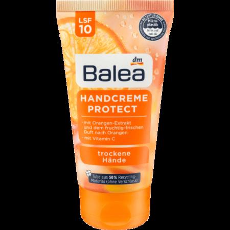 Balea Balea Handcrème Protect met Vitamine C + SPF 10 - 75 ml