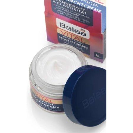Balea Balea VITAL Anti-Rimpel Nachtcrème 50 ml