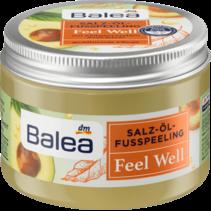 Balea Voetpeeling Zout-Olie Feel Well
