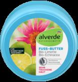 alverde alverde Voetboter Limoen Echinacea 200 ml