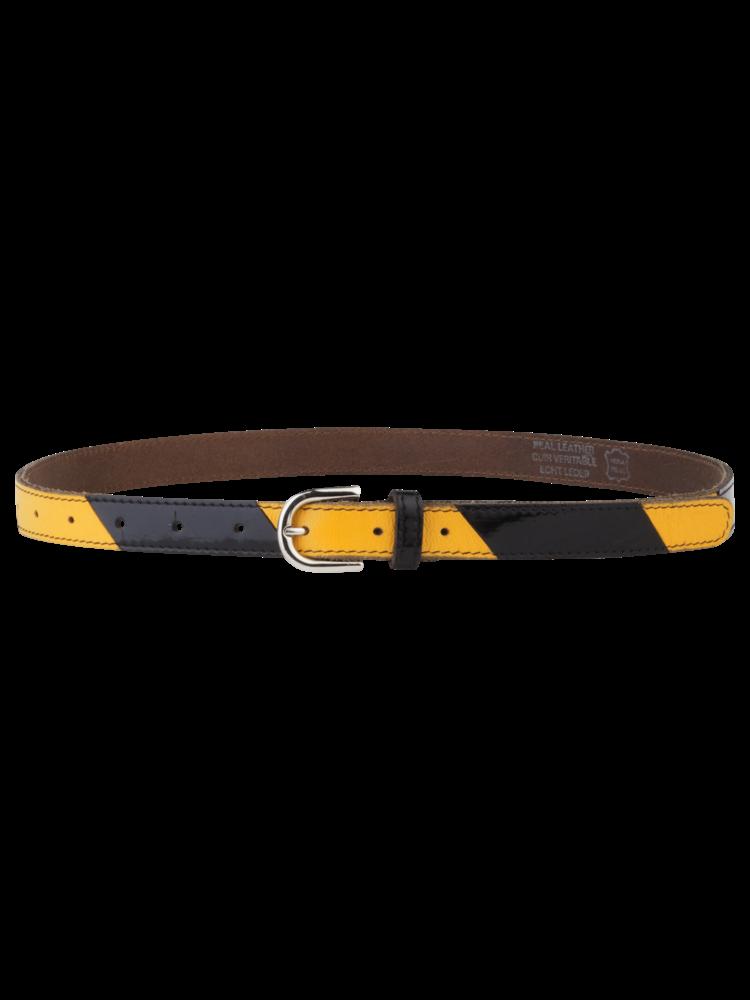 SIS by Spijkers en Spijkers striped belt