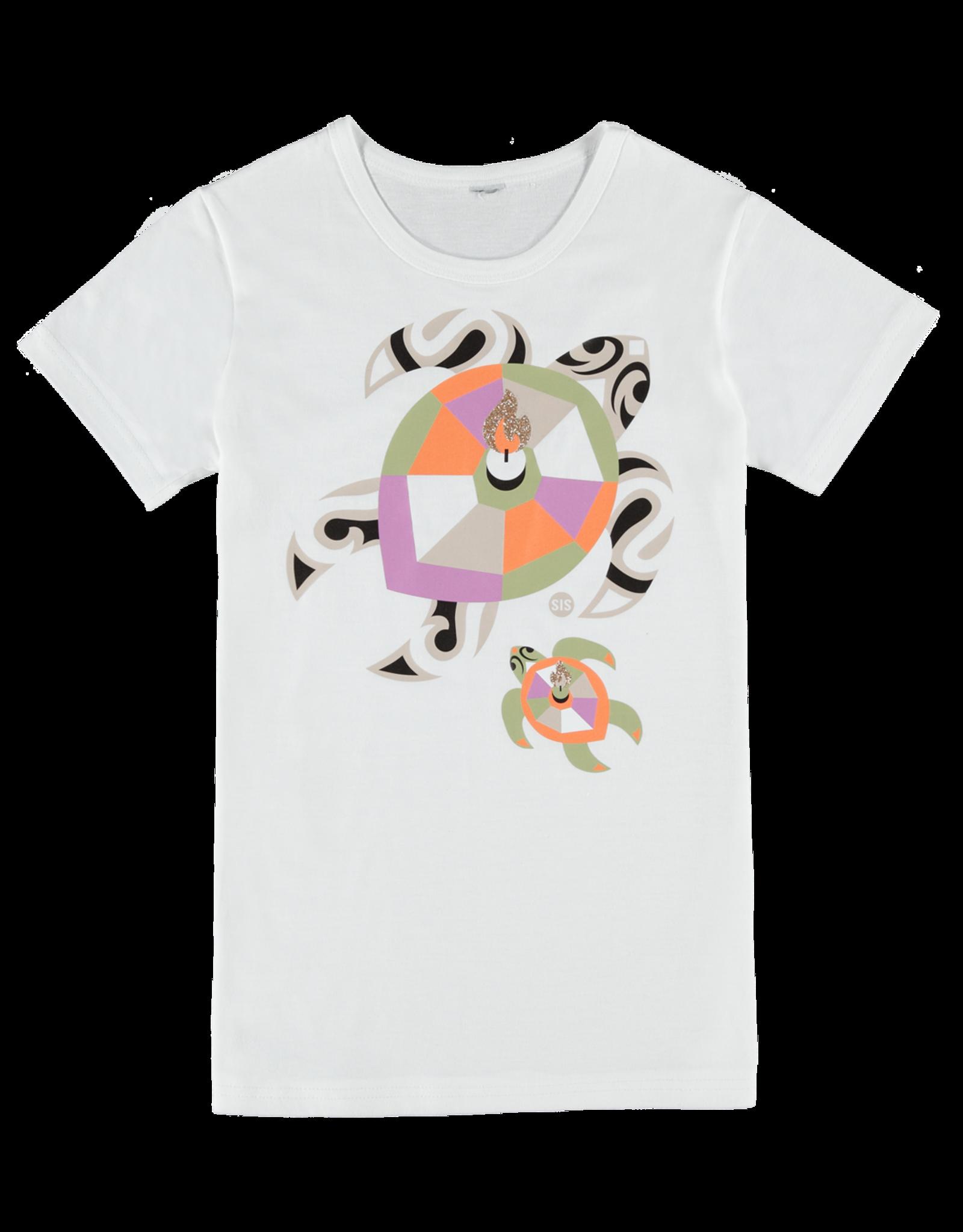 SIS by Spijkers en Spijkers SS20 710-I Turtle T-Shirt