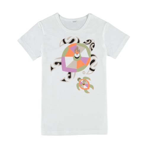 SIS by Spijkers en Spijkers t-shirt with turtle print