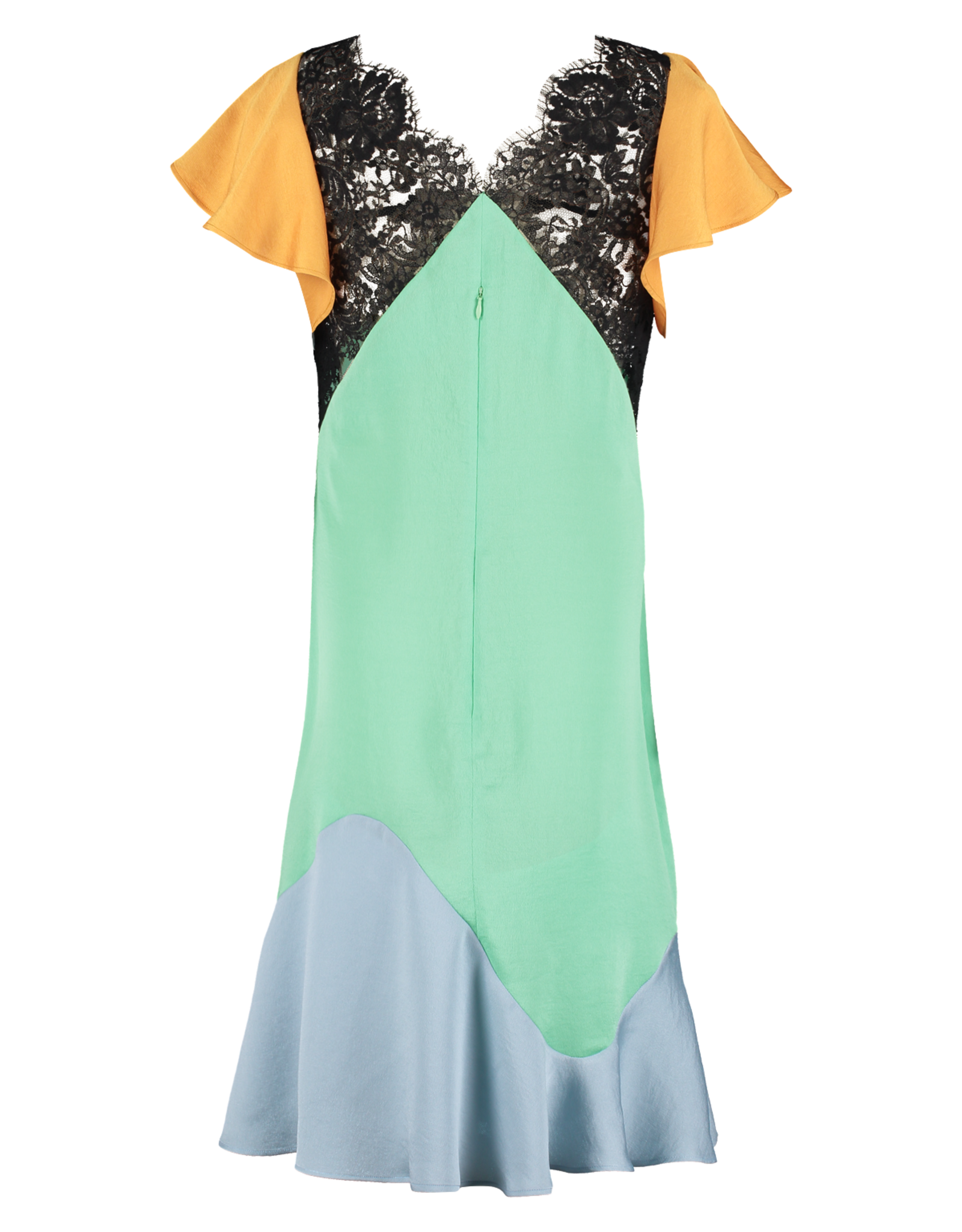 SIS by Spijkers en Spijkers SS20 550-AB Lace Parari Ruffle Dress