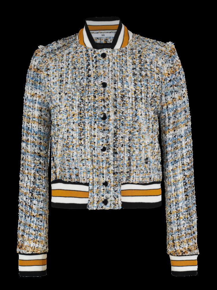 SIS by Spijkers en Spijkers college jacket from tweed