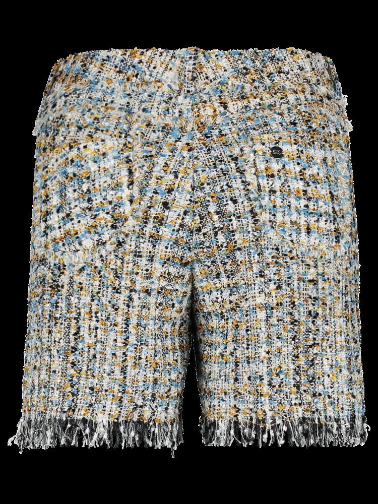 SIS by Spijkers en Spijkers shorts from tweed