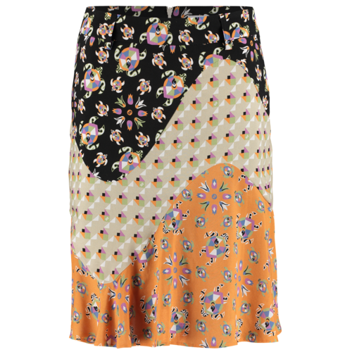 SIS by Spijkers en Spijkers skirt with different prints