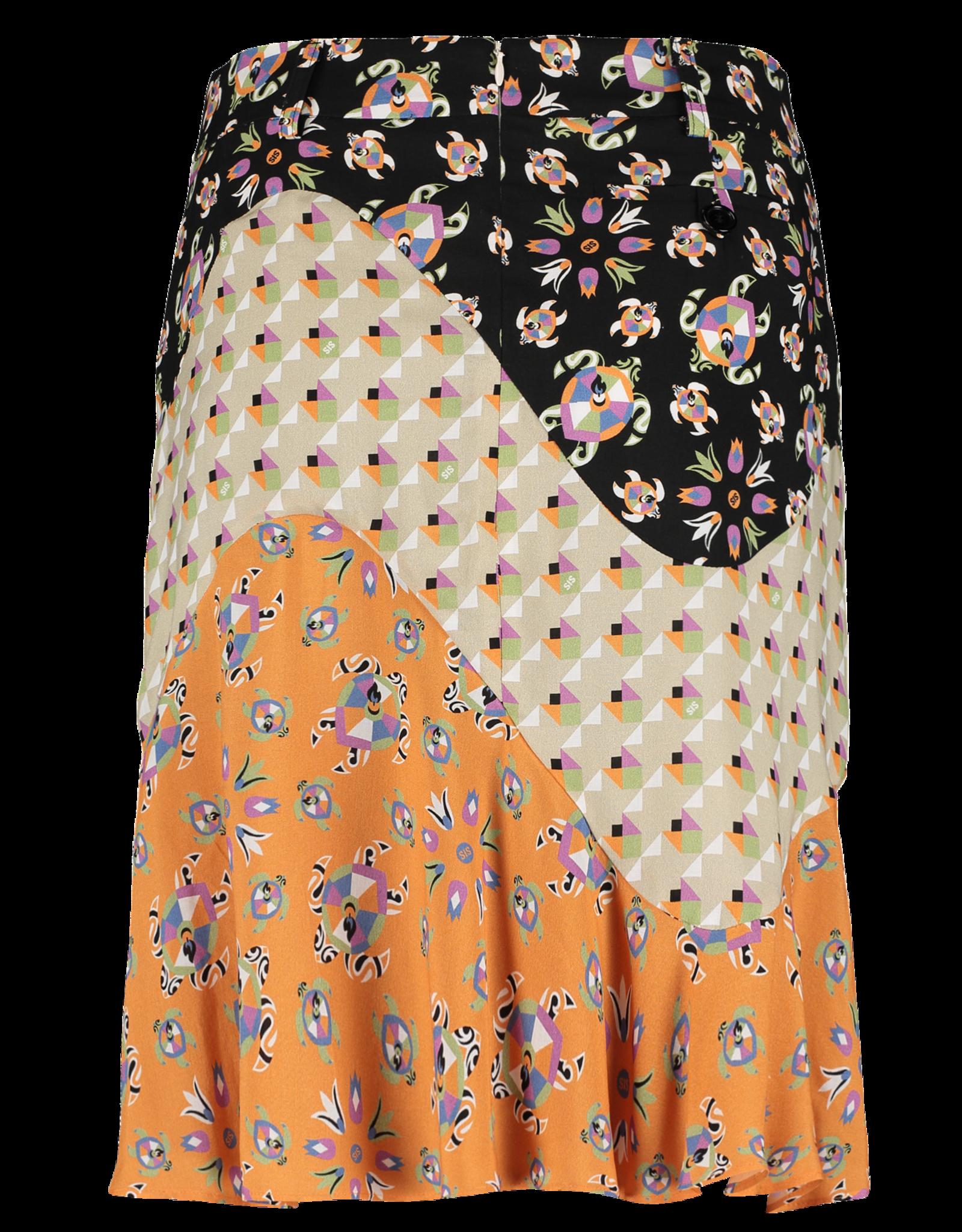 SIS by Spijkers en Spijkers SS20 326-K Wave Skirt