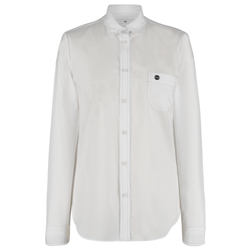 SIS by Spijkers en Spijkers blouse with cloudshape collar