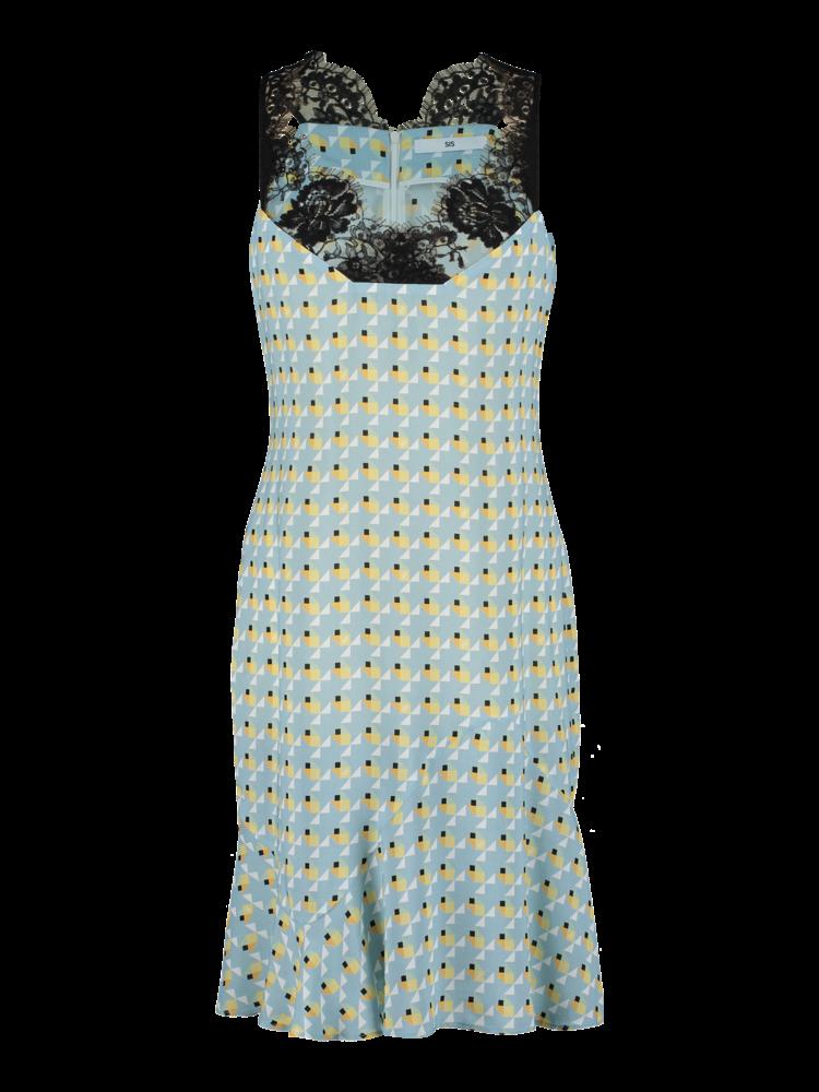 SIS by Spijkers en Spijkers 555-A Lace Harem Dress