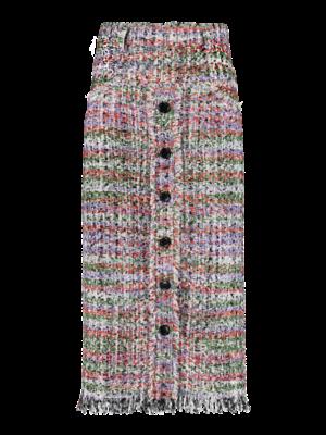 SIS by Spijkers en Spijkers 305-R Long Tweed Skirt