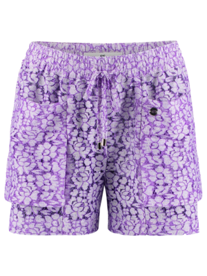 SIS by Spijkers en Spijkers lace shorts with pockets