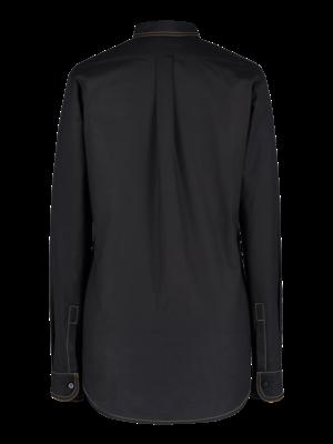SIS by Spijkers en Spijkers blouse with cloudshape collar