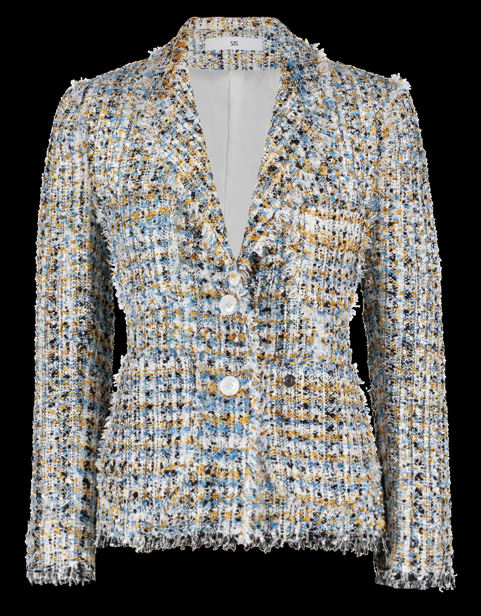 SIS by Spijkers en Spijkers SS20 420-Q Tweed Jacket
