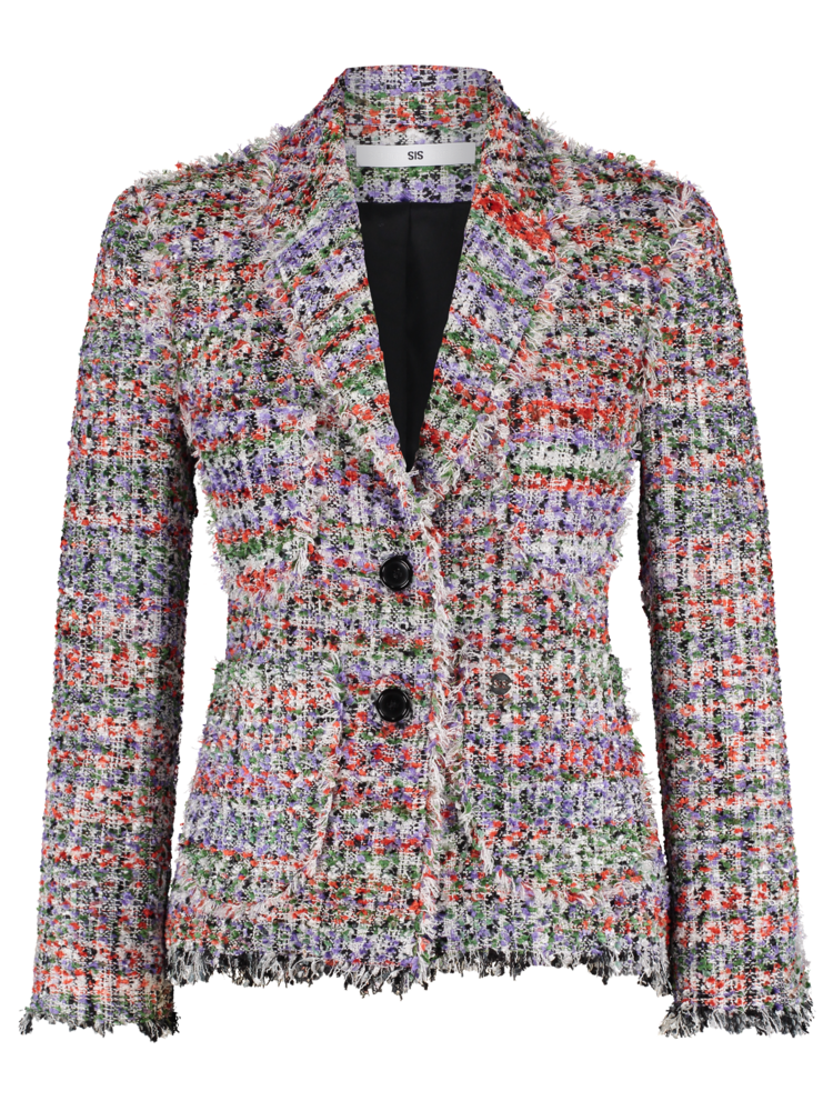 SIS by Spijkers en Spijkers 420-R Tweed Jacket