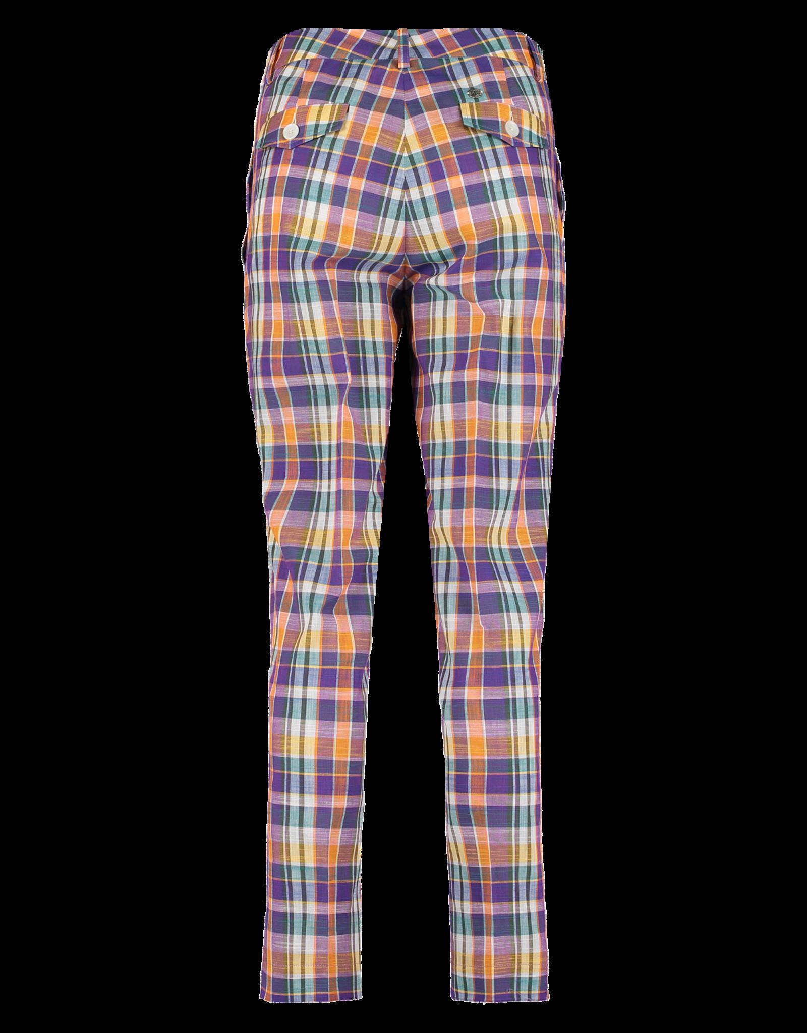 SS20 226-V One Pleat Pants