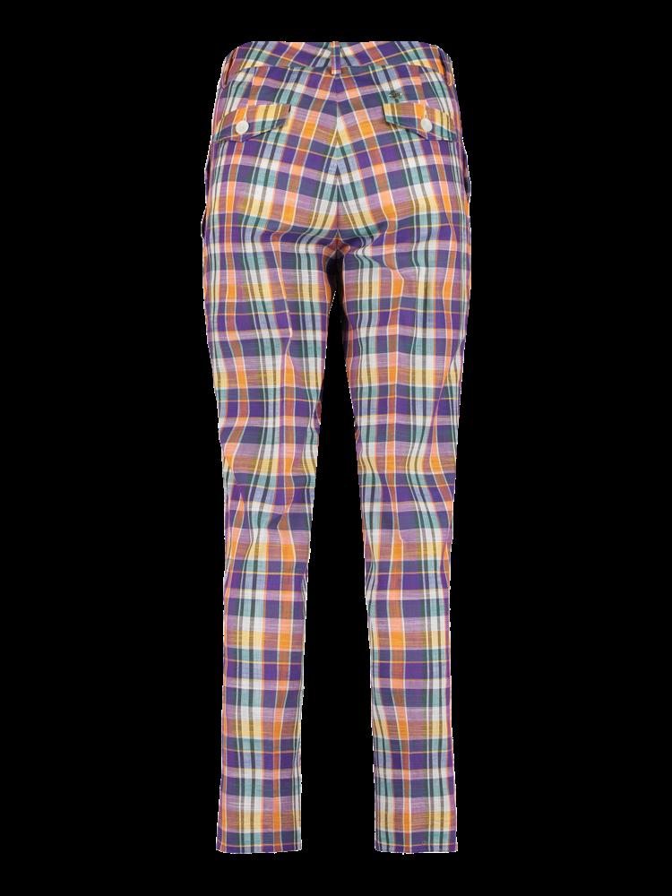 226-V One Pleat Pants