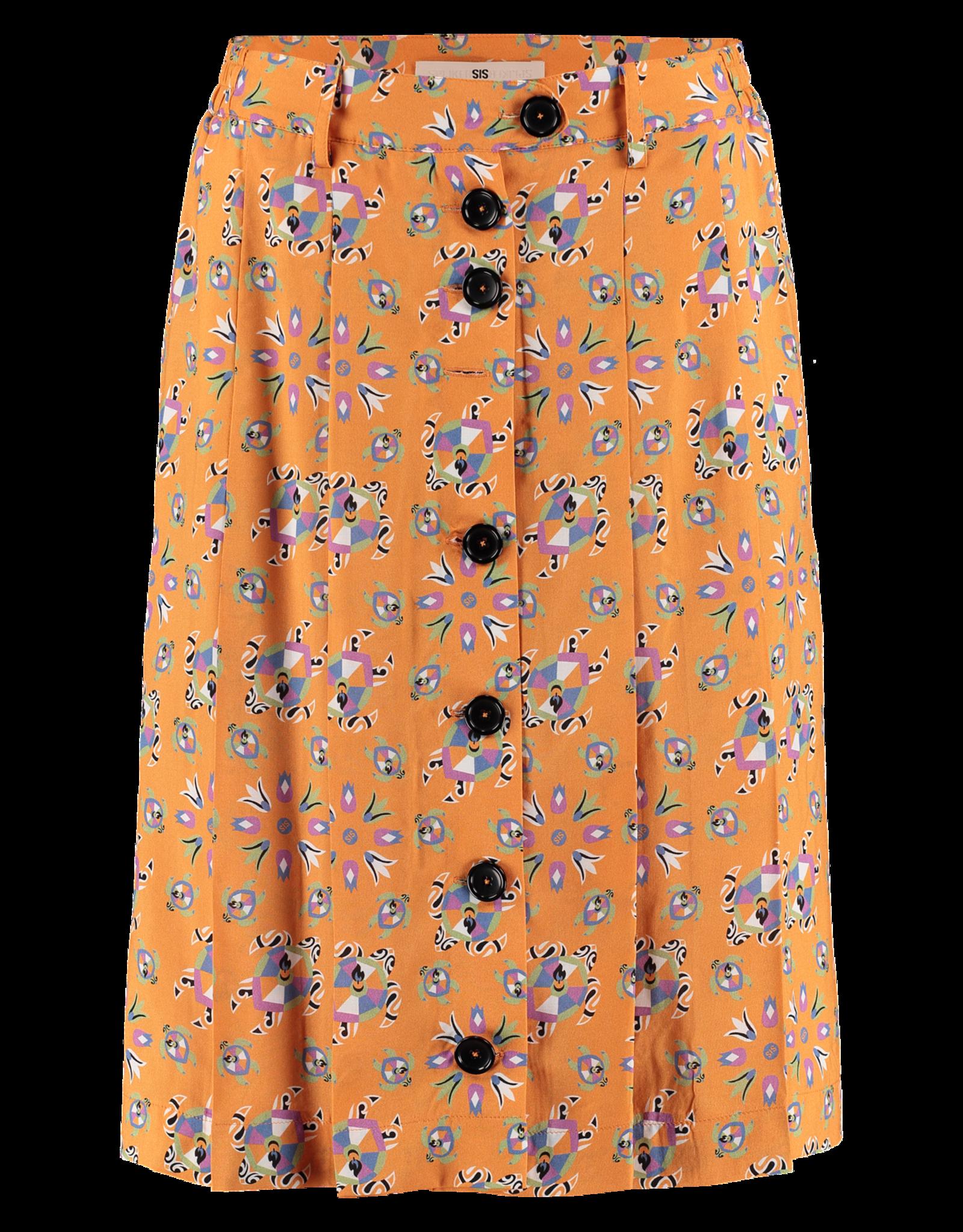SIS by Spijkers en Spijkers SS20 321-J Pleat Skirt Button-Down