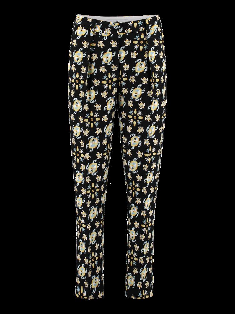 226-M One Pleat Pants